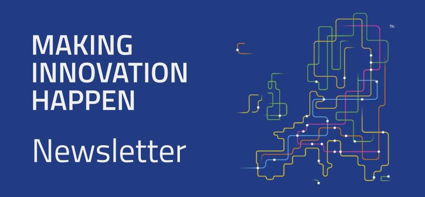 Making Innovation Happen Newsletter
