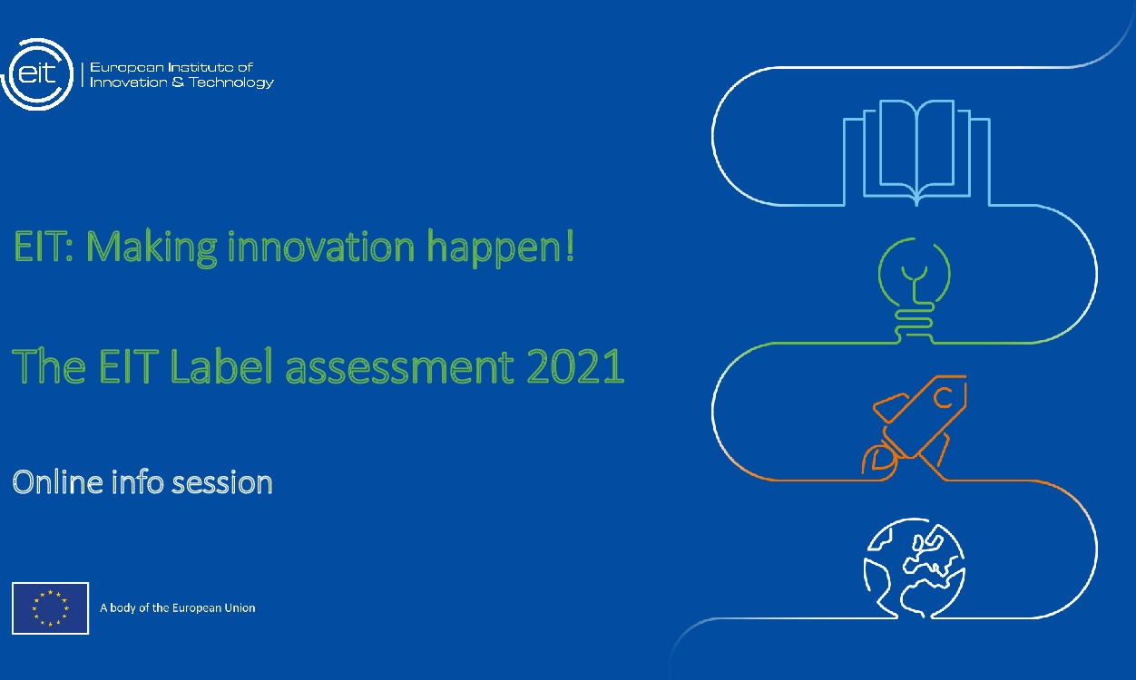 EIT Label assessment 2021