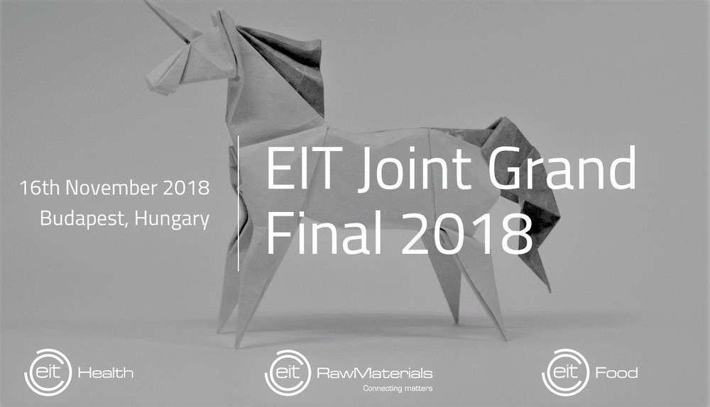 Meet top innovators at the EIT Joint Grand Final 2018