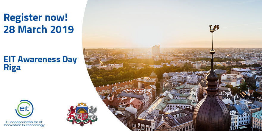 Register now: EIT Awareness Day in Riga