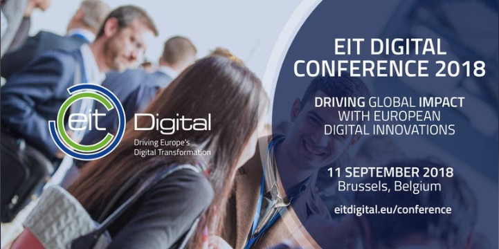 Last chance to register for the EIT Digital Annual Conference: Driving global impact with European digital innovations