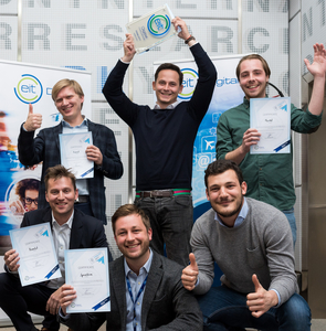 EIT Digital Challenge: Cleverciti Systems named Best Digital Cities Scaleup