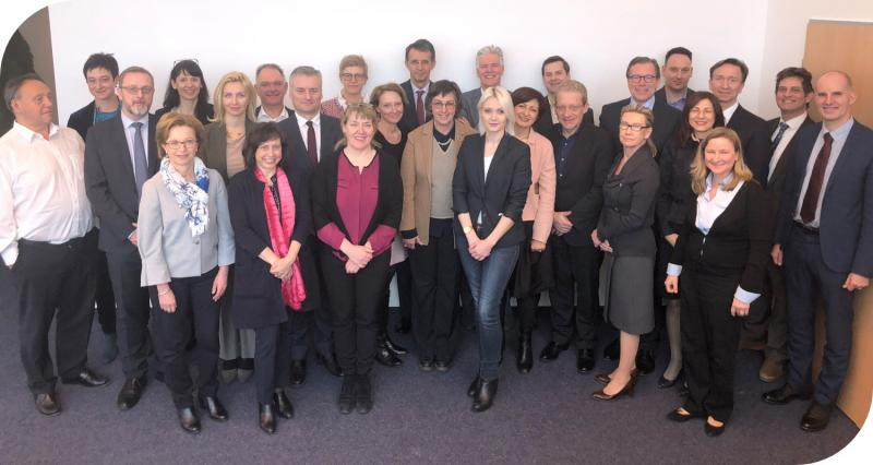 EIT GB meeting EIT Innovation Communities CEOs and European Commision - March 2019