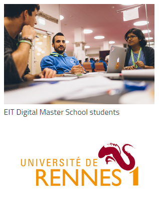 University of Rennes 1 opens a Master's programme in Cybersecurity for EIT Digital's Master School