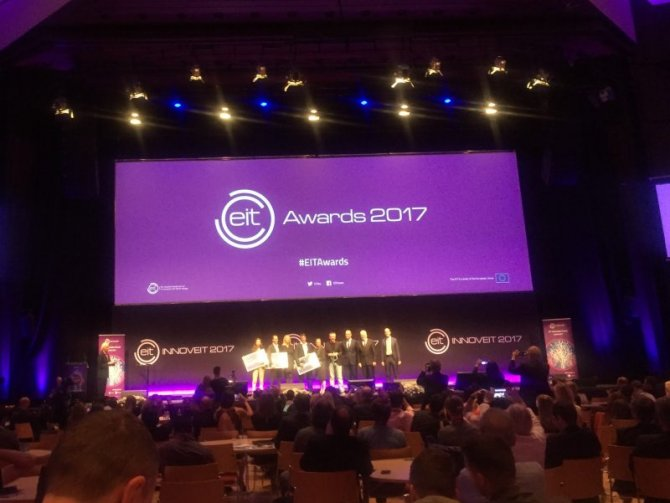 INNOVEIT 2017 looks to the future of innovation in Europe