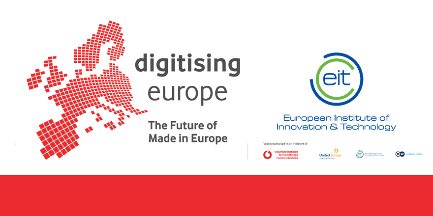 EIT Community @ Digitising Europe Summit
