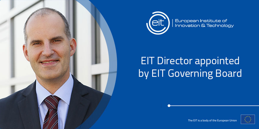EIT Director appointment