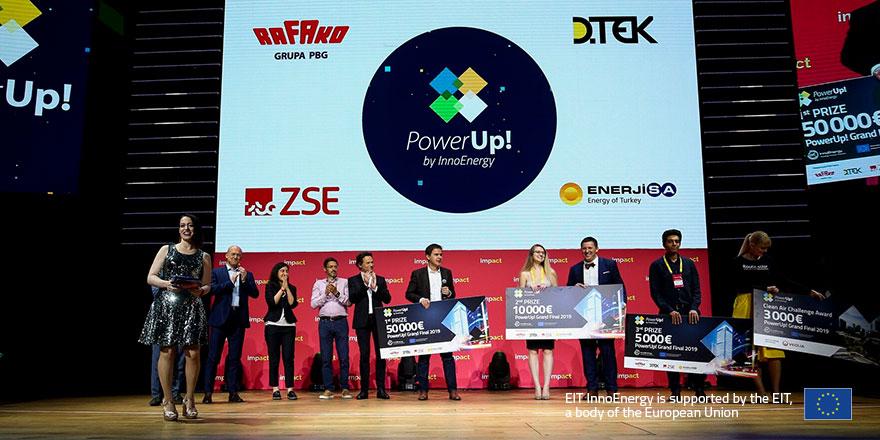 EIT InnoEnergy PowerUp! 2019 Winner
