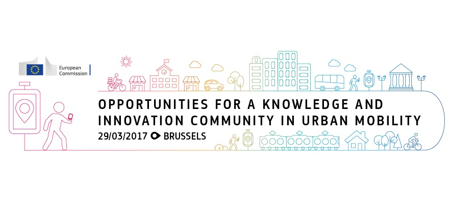Conference on Opportunities for a Knowledge and Innovation Community in Urban Mobility