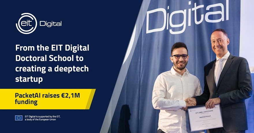 EIT Digital PhD graduate raises EUR 2.1 million funding
