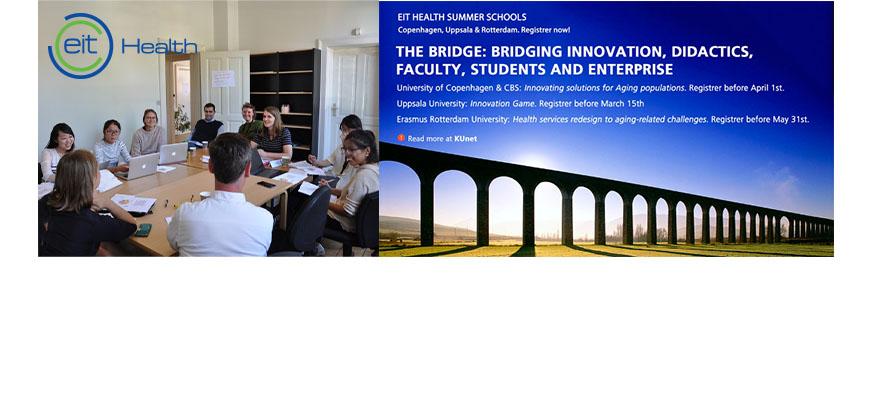 EIT Health BRIDGE Summer School | EIT