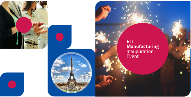 Celebrate EIT Manufacturing at their Inauguration Event