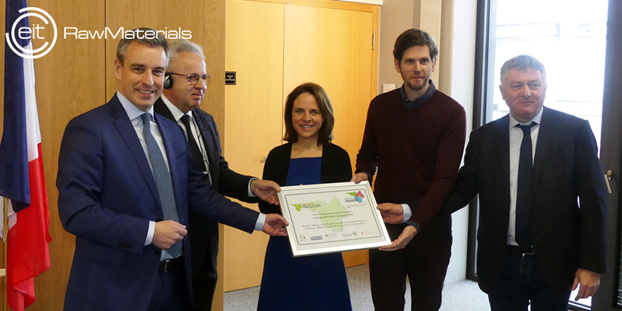EIT RawMaterials supported project Magnetometry Network | EIT