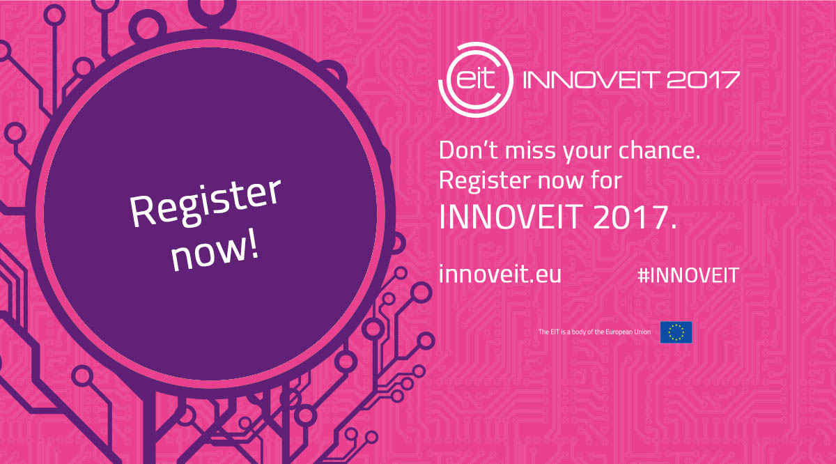 Have you registered for INNOVEIT?