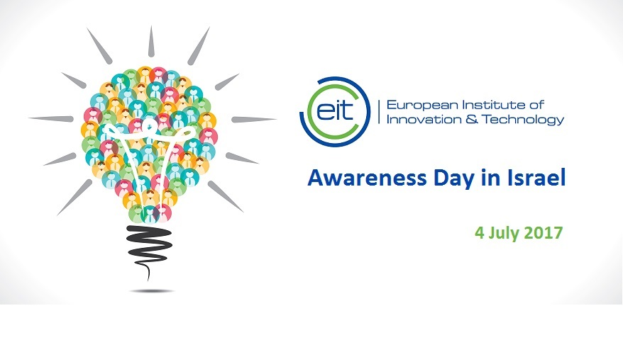 EIT Awareness Day in Israel