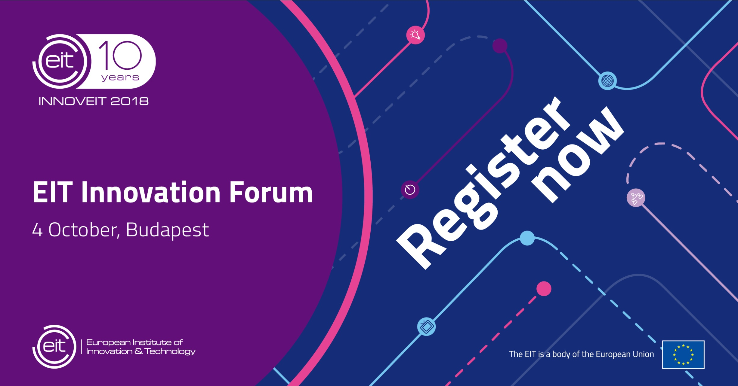 INNOVEIT 2018 – Last chance to register!