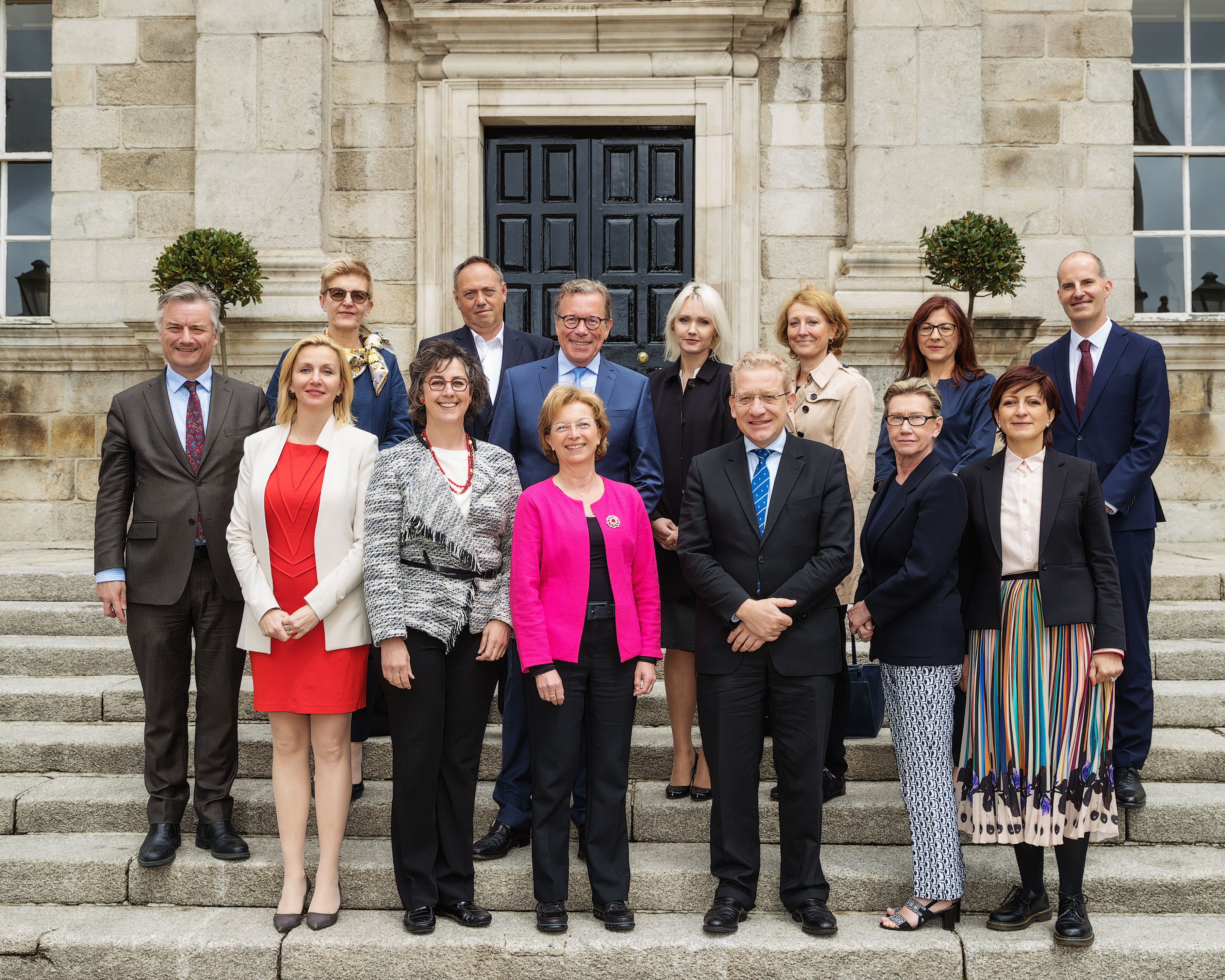 EIT Governing Board at Trinity College in Dublin - June 2019