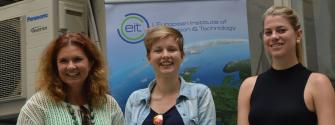 EIT's first female leadership event