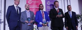 EIT's Innoveit 2016 award winners