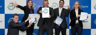 EIT Digital Challenge: Lexplore named Best Scaleup in Digital Wellbeing