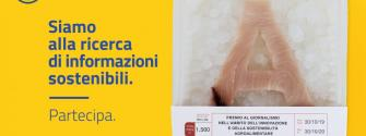 Italian Journalism Award on Food Innovation and Sustainability.