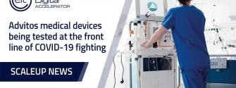 advitos medical devices being tested at the frontline of COVID-19 fight
