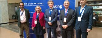 The Spanish Group of Innovation and Knowledge Communities as the spearhead of innovation and entrepreneurship in Europe