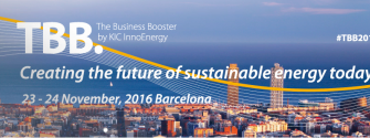 Registrations for KIC InnoEnergy's Business Boster 2016 are now open