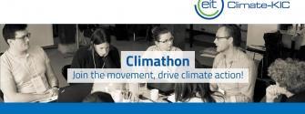 Climate-KIC Climathon join EIT
