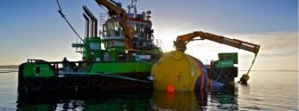 CorPower Ocean secures 9 million euros equity funding for breakthrough wave energy tech