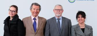 EIT departing Governing Board members