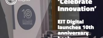 EIT Digital launches 10th anniversary book