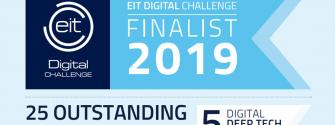 25 deep tech scale-ups compete in EIT Digital Challenge 2019