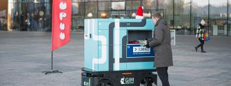 EIT Digital Partner presents LMAD-Elf as Santa's little helper