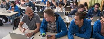 EIT Digital Master School safer driving start-up