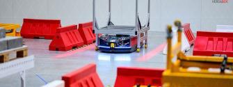 Innovative robotics company VersaBox joins EIT Digital Accelerator