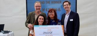 EIT Food Innovation Prize Aarhus winner Cellugy