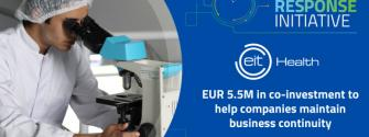 11 start-ups affected by COVID-19 helped by EIT Health