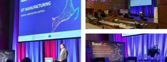 First regional BoostUp! Final: Seven promising European ventures awarded