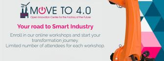 Move to 4.0: Accelerating industry 4.0 transformation across Europe's manufacturing sector