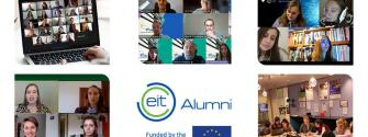 Year in review: Read the EIT Alumni Impact Report 2020