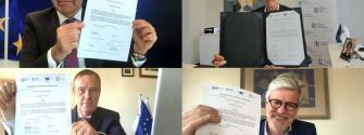 EIF EIT Digital agreement
