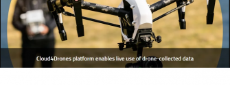EIT Digital supported cloud4drones