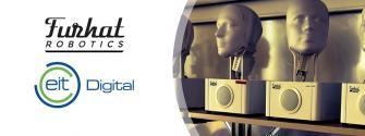 EIT Digital Furhat Robotics