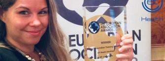 EIT Health Jumpstarter wins European Award