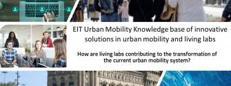 EIT Urban Mobility living labs report published
