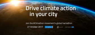 Climathon calls on cities to take part in historic 24 hours of climate action