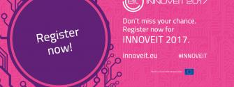 Have you registered for INNOVEIT?