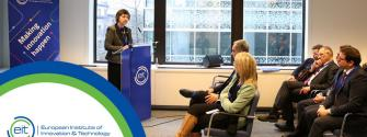 A vision of the future: presenting EIT Manufacturing and EIT Urban Mobility