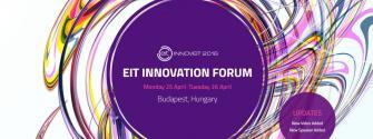INNOVEIT 2016 - EIT Innovation Forum